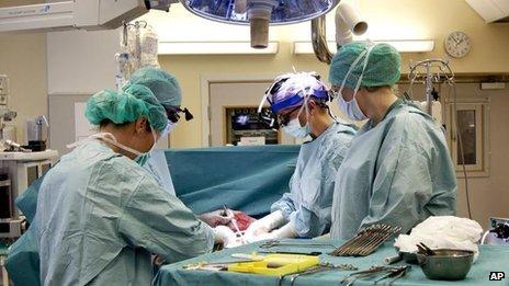 womb transplant operation