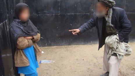 Suicide vest nine-year-old tells her story