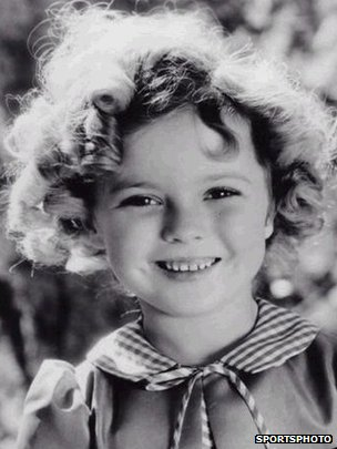 Shirley Temple (c) Sportsphoto