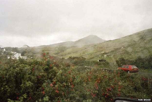 Achill Red (between Dugourt and Keel), 1990