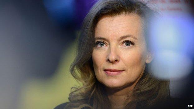 Valerie Trierweler