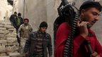 US-UK 'may rethink Syria support'