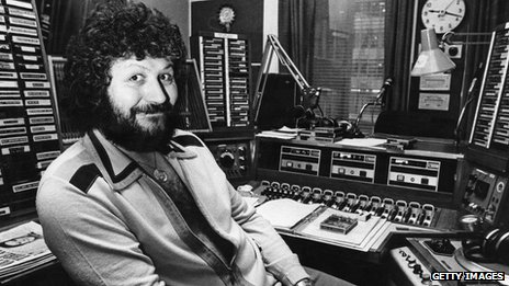 Dave Lee Travis in 1980