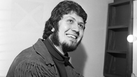Dave Lee Travis in 1967