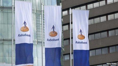 Rabobank logos