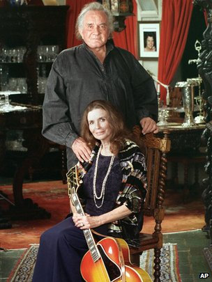 Johnny Cash y June Carter Cash