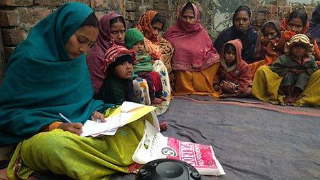 Women in Bihar