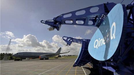 QinetiQ air system technology