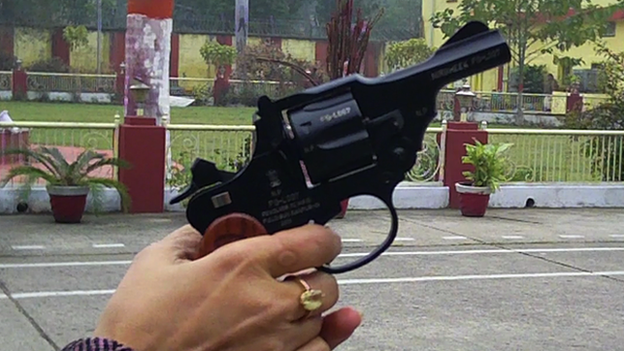 Nirbheek, the gun for women
