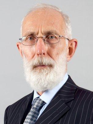 Prof John McNeill