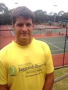 Fernando Ibarrola, a former Argentinian professional