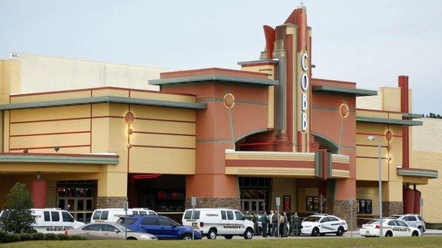 The Cobb Grove 16 cinema