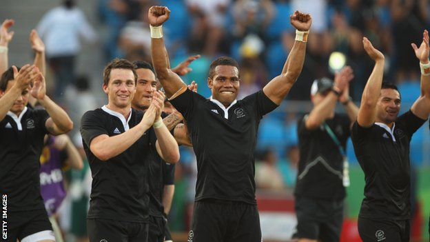 New Zealand will defend their title in Glasgow