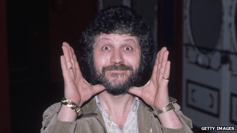 Dave Lee Travis in 1981
