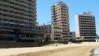 Ruined buildings in Varosha