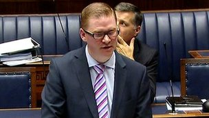 Finance Minister Simon Hamilton said his department had commissioned two studies into pension reforms