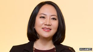 Huawei Chief Financial Officer Cathy Meng