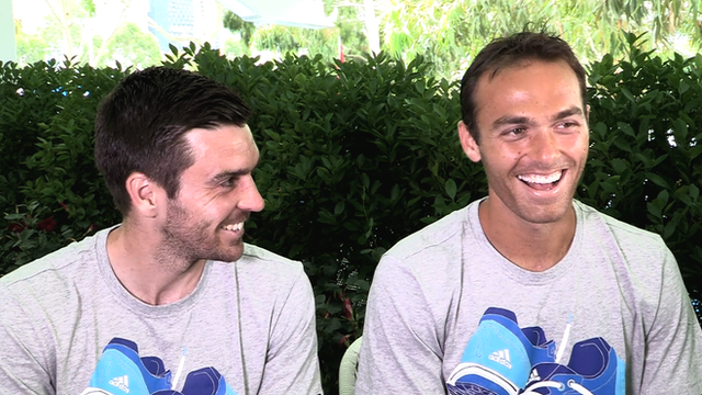 Colin Fleming and Ross Hutchins