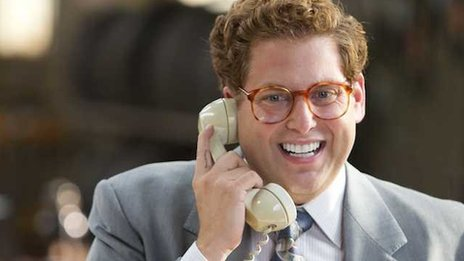 Jonah Hill in Wolf of Wall Street
