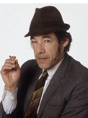 Roger Lloyd-Pack in Blood & Peaches