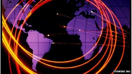Wires across the world