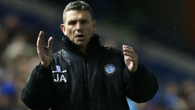 Macclesfield manager John Askey