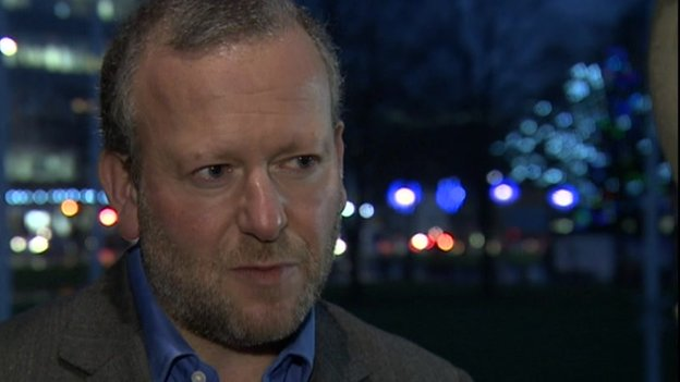Bristol Deputy Mayor Mark Bradshaw