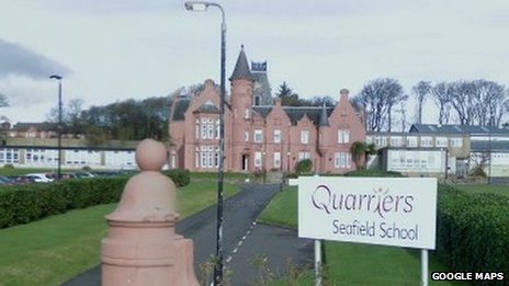 Quarriers Seafield School