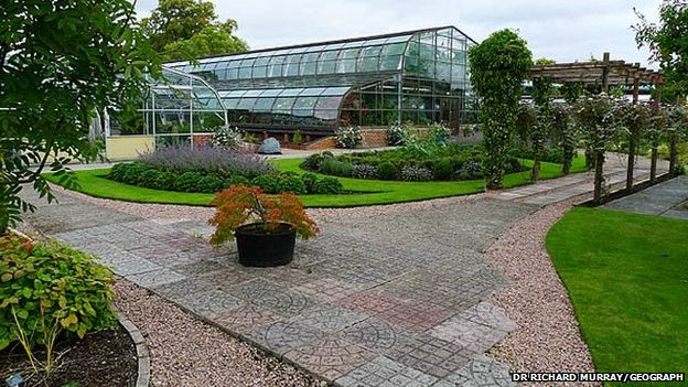 Inverness Floral Hall To Be Rebranded As Botanic Gardens Bbc News