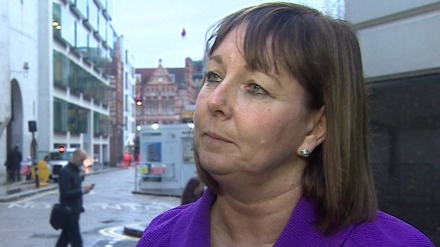 Gillian Beasley, Chief Executive of Peterborough City Council