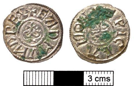 Edmund coins
