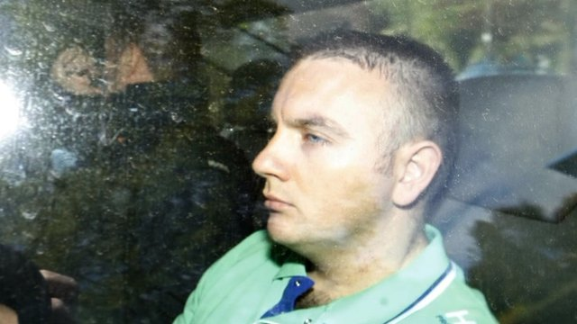 Gavin Coyle will serve half his sentence in jail and the other half on licence