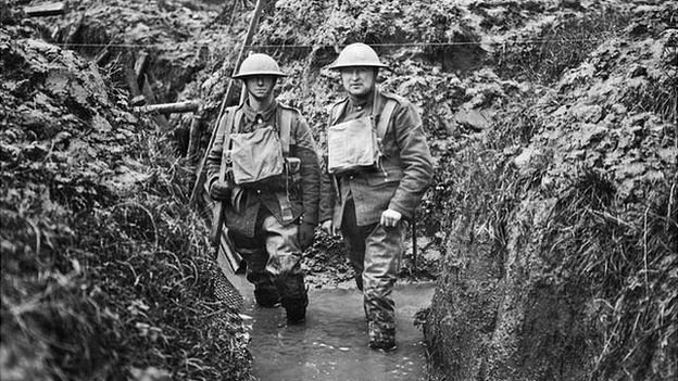 life in the trenches during world war one What did the ordinary soldiers of wwi read on a daily basis during life in the trenches reading material was in heavy demand from the men living in cramped conditions in a war that was static for long periods of time.