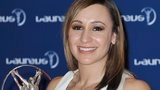 Jessica Ennis-Hill Laureus Sports Awards winner