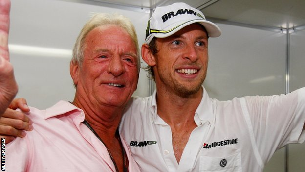 John and Jenson Button