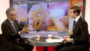 Nigel Travis with Ben Thompson