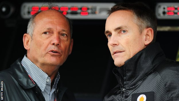 McLaren: Ron Dennis replaces Martin Whitmarsh as CEO in coup