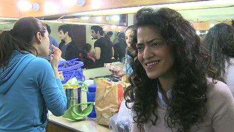 Pakistan theatre director Nida Butt