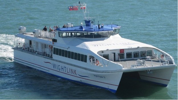 Wight Ryder II catamaran
