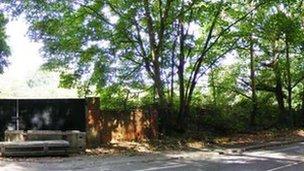 Redhill Road site
