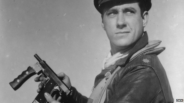 Lieutenant Colonel David C Schilling (1918-1956)