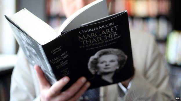 Thatcher book