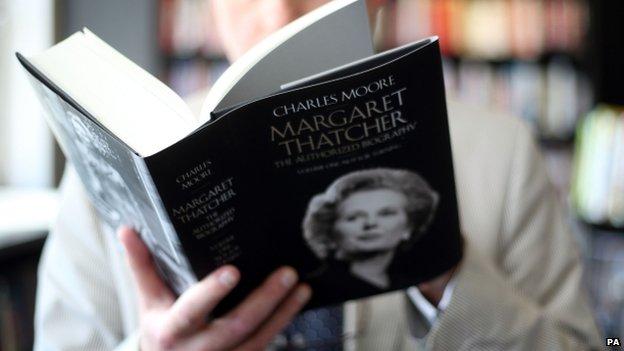 Thatcher book