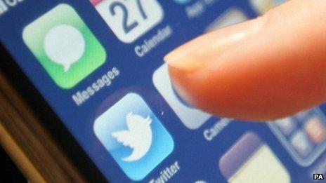 File photo of a smartphone