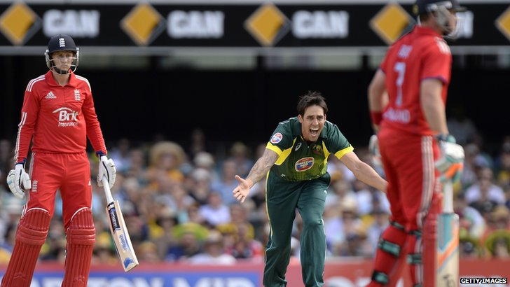 Mitchell Johnson appeals