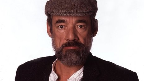 Roger Lloyd Pack is Vicar of Dibley
