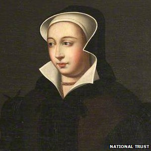 Catherine of Berain (1535-1591), 'The Grandmother of Wales' by British (English) School