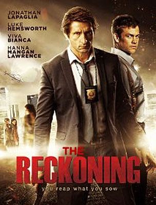 The Reckoning film poster