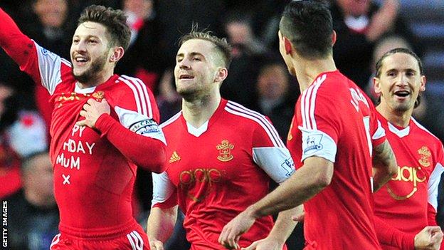 Southampton squad