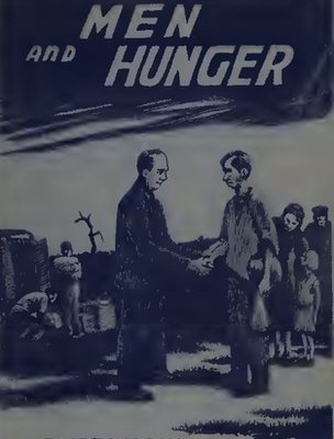 Men and Hunger front cover